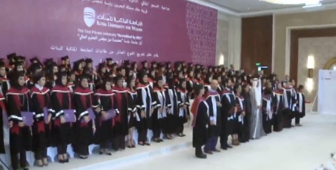 10th RUW Graduation Ceremony, 2018