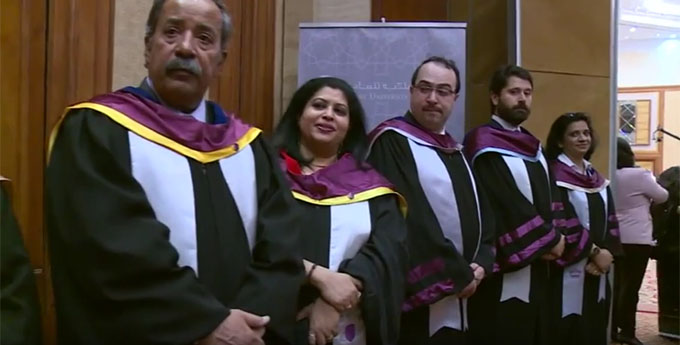 5th RUW Graduation Ceremony, 2013